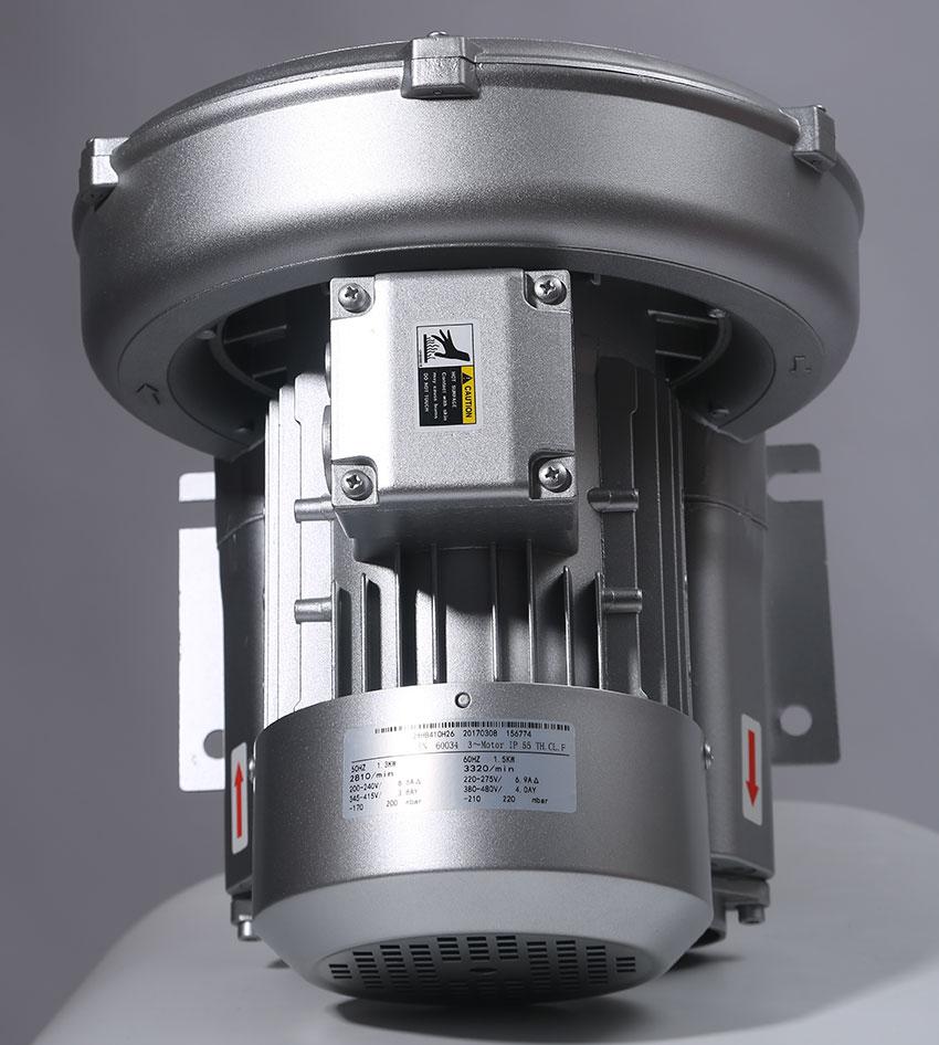 2GH410-0.7kw、0.85kw、1.3kw鼓风机